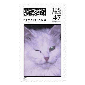 "Postage ""Lucky Cat"""