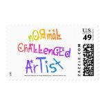 Postage - NormalChallengedArtist