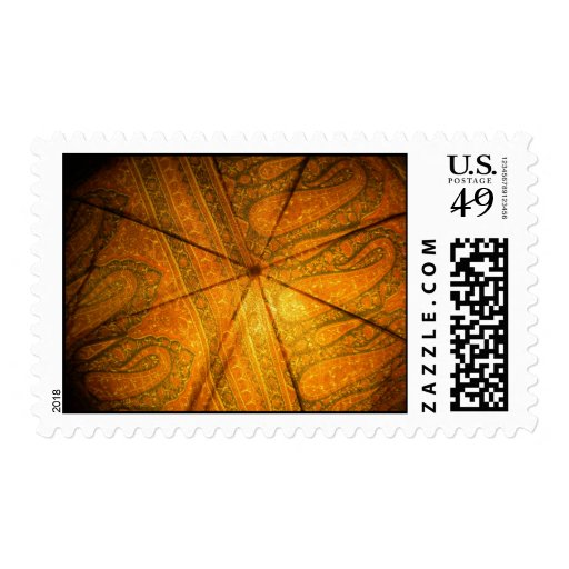 postage paisley
