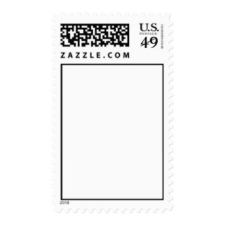 Postage Perfect Your Way Vertical Medium Stamp