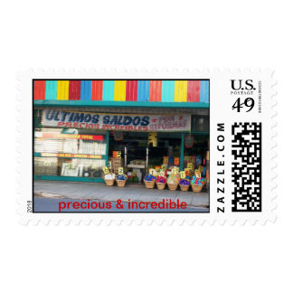 postage picture of store in Argentina