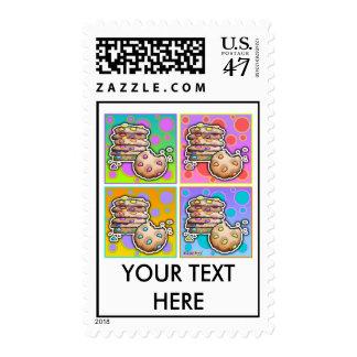 Postage - Pop Art Cookies