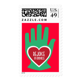 Postage: Random Acts of Kindness Holiday Postage