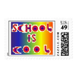 POSTAGE School Is Cool 07.11.1