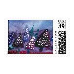postage snowdrop trees