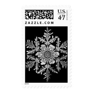 Postage Snowflake
