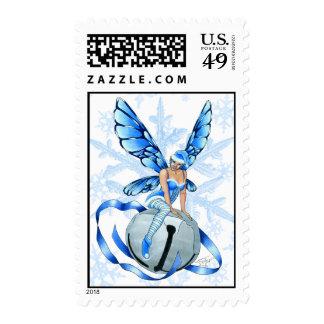Postage Stamp Stamp