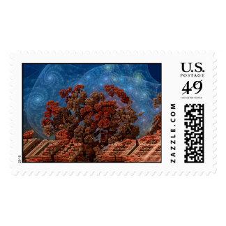 Postage Stamp: Airlock Malfunction