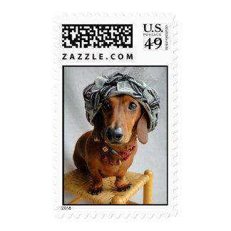 Postage Stamp: Aunt Esmeralda