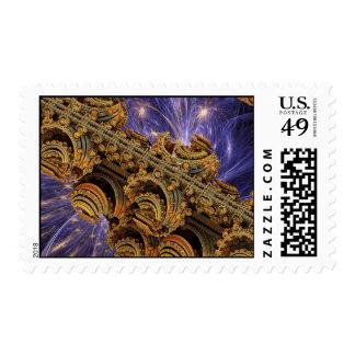 Postage Stamp: Bangkok Palace