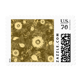 Postage Stamp Botannical