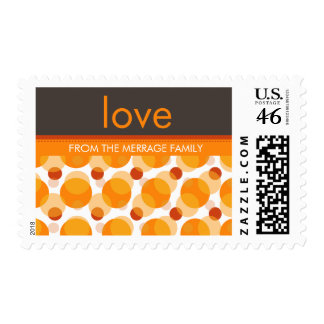 POSTAGE STAMP hello baby 5