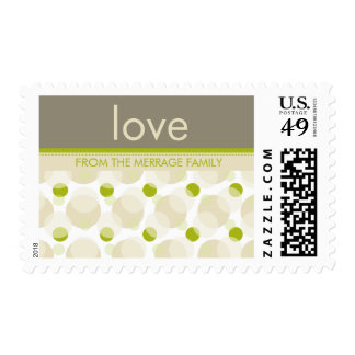 POSTAGE STAMP :: hello baby 8