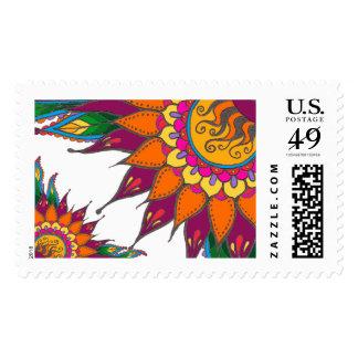 Postage stamp / Illumination2