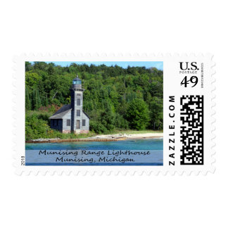 Postage Stamp/Lighthouse