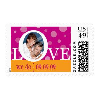 POSTAGE STAMP :: LOVEbubbles
