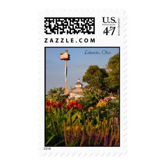 Postage Stamp of Lakeside, Ohio