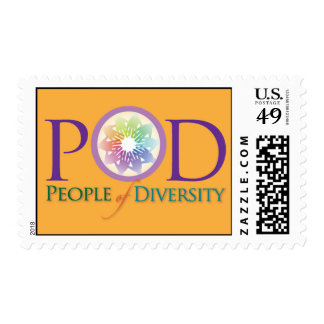 Postage Stamp - People of Diversity