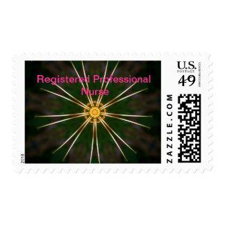 Postage stamp Registered Professional Nurse Stamp