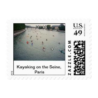 Postage/Stamps France, Paris Seine