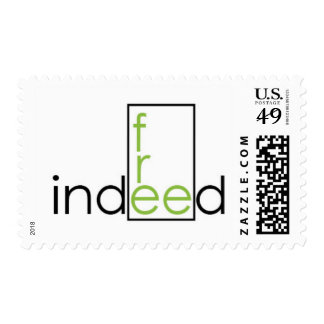 Postage Stamps from Free Indeed