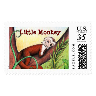 Postage Stamps from Little Monkey
