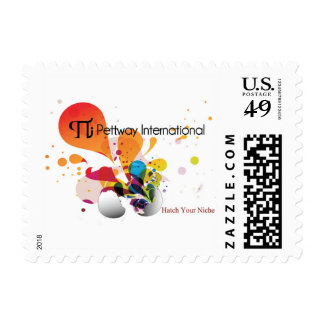 Postage Stamps - Hatch Your Niche