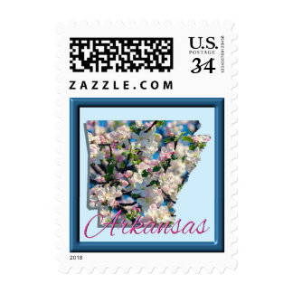 Postage Stamps - USPS - ARKANSAS