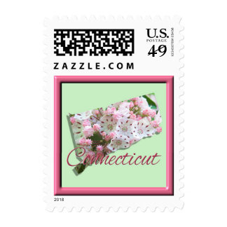 Postage Stamps - USPS - CONNECTICUT