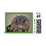 POSTAGE STAMPS WITH BEAUTIFUL EYES
