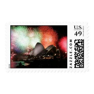 Postage-Sydney Opera House