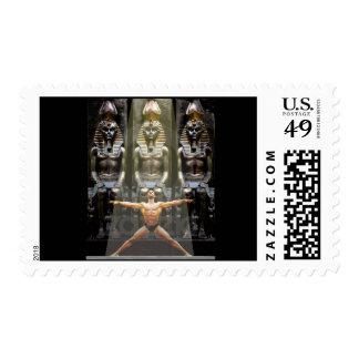 Postage, Temple of Ramses III Postage
