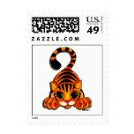 Postage - Tiggy the Tiger