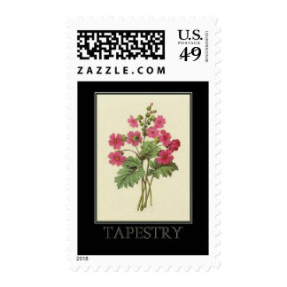 Postage to match Tapestry Card - 002