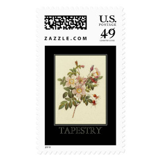 Postage to match Tapestry Card - 003