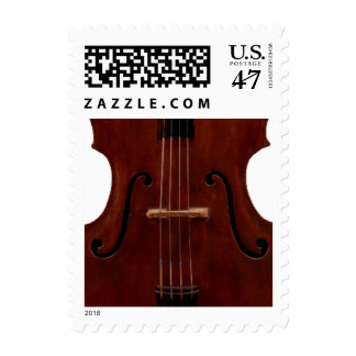 Postage - Upright Bass f holes