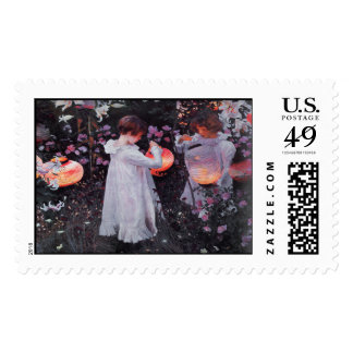 Postage With John Singer Sargent Painting