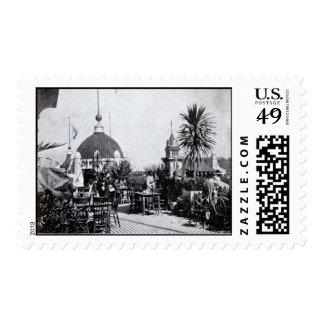 Postage-World's Fair-Roof Garden