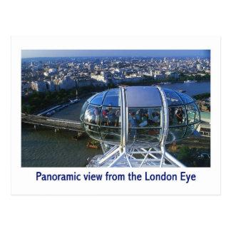 postal 17 del ojo de Londres