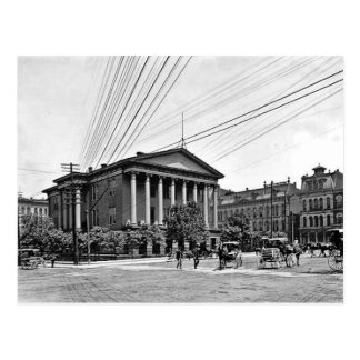 Postal 1900 de Nashville Tennessee del tribunal