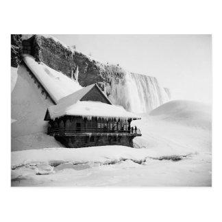 Postal 1901 de Niagara Falls