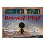 Postal 1947 de Roswell
