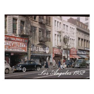 Postal 1952 de Los Ángeles