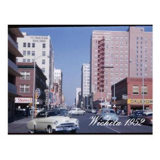 Postal 1952 de Wichita