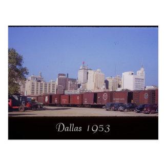 Postal 1953 de Dallas