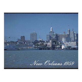 Postal 1959 de New Orleans