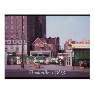 Postal 1963 de Nashville