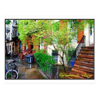 Postal 1 - Greenwich Village NYC