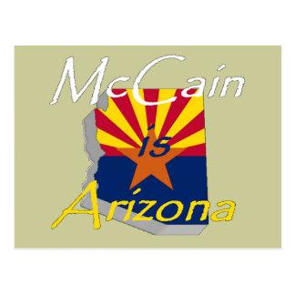 Postal 2010 de McCain