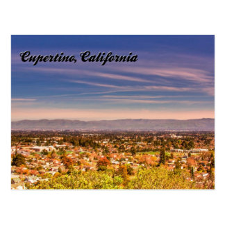 Postal 2013 de Cupertino, California